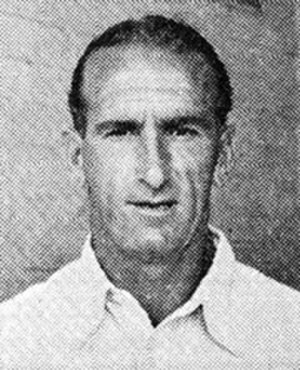 Jack Walsh (cricketer) - Image: JE Walsh W 1953