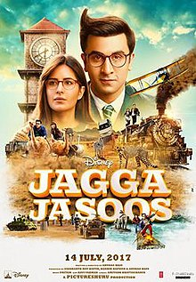 Hit movie Jagga Jasoos by Amitabh Bhattacharya on songs download at Pagalworld