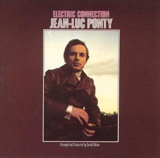 Electric Connection - Image: Jean Luc Ponty Electric Connection