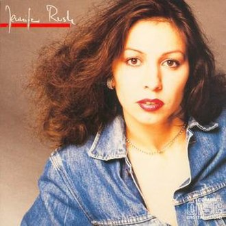 Jennifer Rush (1984 album) - Image: Jennifer Rush 1984