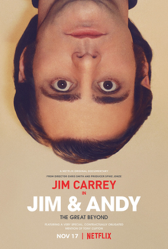 Jim & Andy: The Great Beyond - Film poster