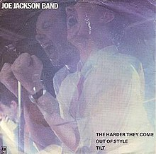 Joe Jackson Band The Harder They Come cover.jpg
