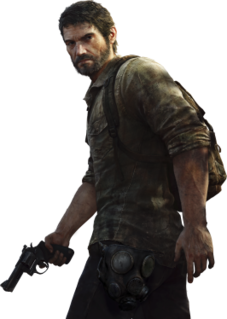 Joel (<i>The Last of Us</i>) Video game character