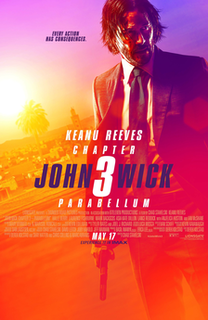 <i>John Wick: Chapter 3 – Parabellum</i> 2019 American action film