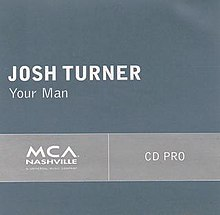 Josh Turner - Your Man.jpg