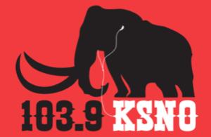 KSNO-FM - Image: KSNO 103.9FM logo
