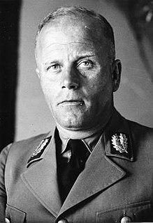 Karl Wahl Gauleiter of Swabia