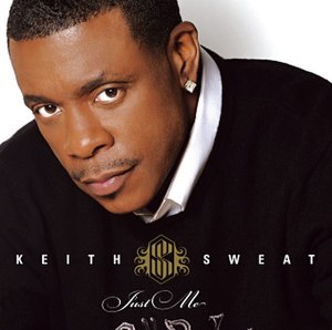 Just Me (Keith Sweat album) - Image: Keith Sweat Just Me
