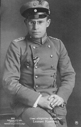 Otto Kissenberth - Image: Kissenberth