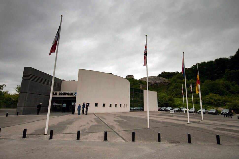 La Coupole museum