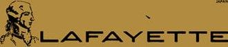 Lafayette Radio Electronics - Image: Lafayet logo 2