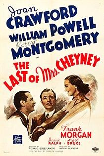Last of Mrs. Cheney 1937 poster.jpg