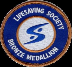 Bronze Medallion (Canada) - Bronze Medallion Logo