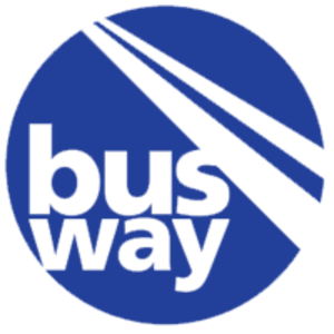 Luton to Dunstable Busway - Image: Luton busway logo