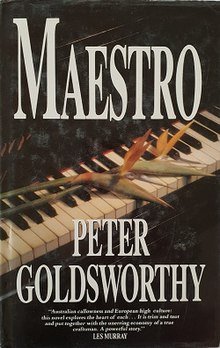 maestro peter goldsworthy essay Article on maestro by maria joseph area of study 1: reading & responding article by maria joseph maestro peter goldsworthy introduction peter goldsworthy was born in.