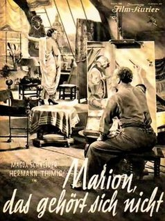 <i>Marion, Thats Not Nice</i> 1933 film