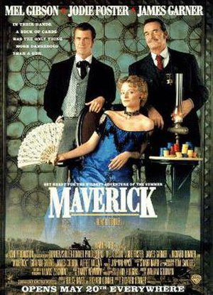 Maverick (film) - Theatrical release poster