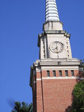 The McCallie School - The School Chapel