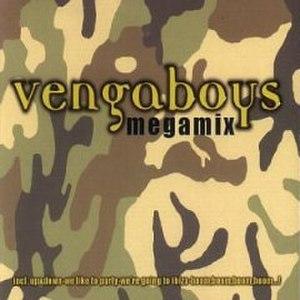 Megamix (Vengaboys song) - Image: Megamix vengaboys