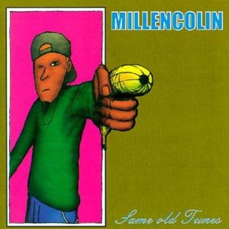 Same Old Tunes - Image: Millencolin Same Old Tunes cover