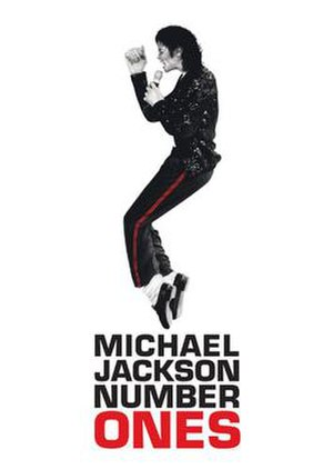 Number Ones (video) - Image: Mj on ones