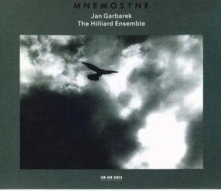 <i>Mnemosyne</i> (album) 1999 studio album by Jan Garbarek