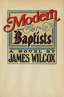 <i>Modern Baptists</i> book by James Wilcox