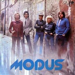 Modus (album) - Image: Modusexport