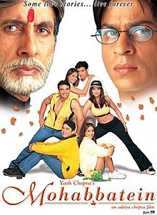 Mohabbatein movie download