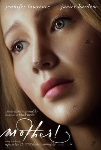 Mother! - Theatrical release poster