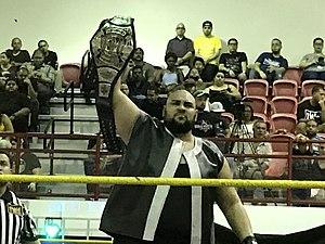 WWL World Heavyweight Championship - Current champion, Mr. Big