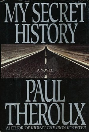 My Secret History - First US edition