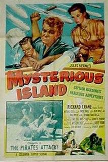 <i>Mysterious Island</i> (serial) 1951 film by Spencer Gordon Bennet