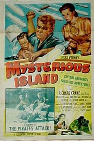 Mysterious Island (serial) - Image: Mysterious Island (serial)