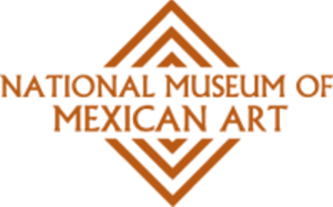 National Museum of Mexican Art - Image: New NMM Alogo