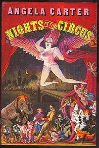 Nights at the Circus Angela Carter