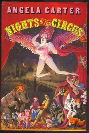Nights at the Circus - First edition
