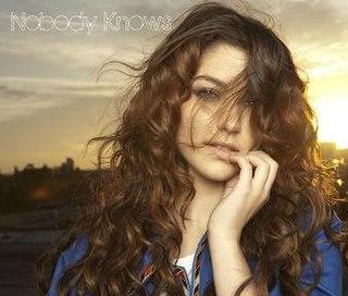 Nobody Knows (Celeste Buckingham song) single by Celeste Buckingham