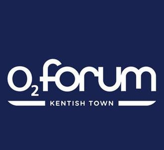 London Forum - Image: O2 Forum Kentish Town Logo