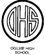 Ogilvie High School logo.png