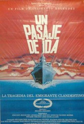 One Way Ticket (1988 film) - Film poster