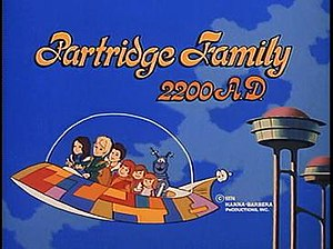Partridge Family 2200 A.D. - Image: PF2200AD