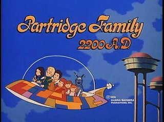 <i>Partridge Family 2200 A.D.</i> television series