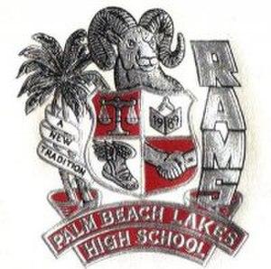 Palm Beach Lakes Community High School - Image: Palm Beach Lakes Logo