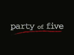 Party of Five title card.png