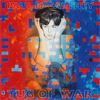 Tug of War (Paul McCartney album) - Image: Paul Mc Cartneyalbum Tug Of War