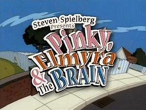 Pinky, Elmyra & the Brain - Image: Pe&b