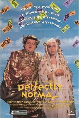 Perfectly Normal - Image: Perfectly Normal Film Poster
