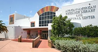African-American Research Library and Cultural Center - African-American Research Library and Cultural Center