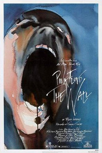 Pink Floyd – The Wall - Theatrical release poster